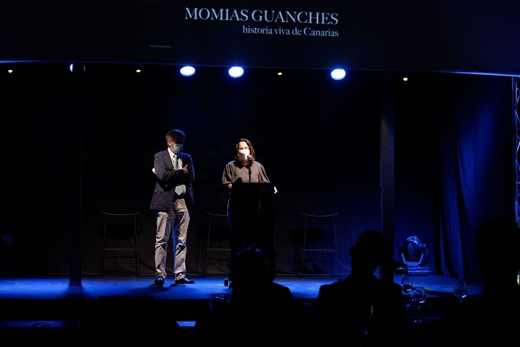 Momias Guanches, Historia viva de Canarias