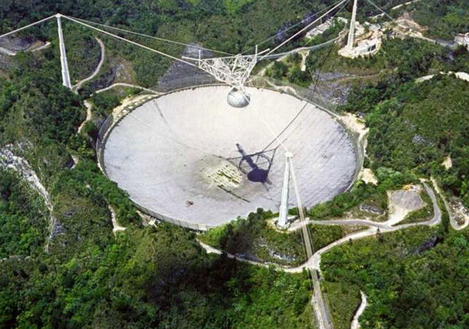 Tertulias en el Cosmos: «Radioastronomía»