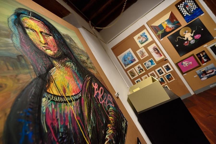 Encuentro en torno al arte joven y la industria turística. Merkarte 2019