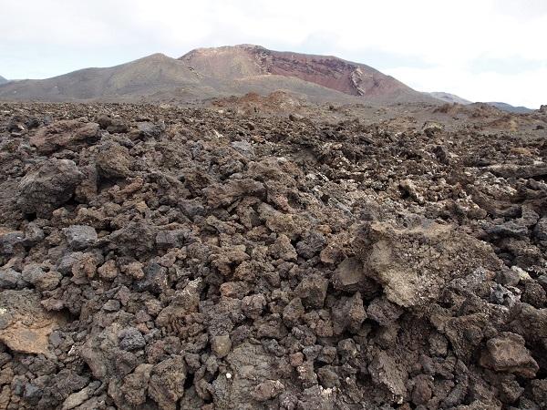 Roca Volcanica